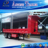 직접 Factory Rear Dump Semi Trailer 또는 Tipping Truck Trailer