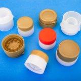 Casquillos de los PP para el producto alimenticio usado con los compartimientos del PE/los compartimientos del animal doméstico