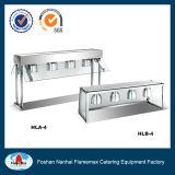 calentador de la tapa del banco 5-Lamp (servicio del uno mismo/visualización) (HLA-5)