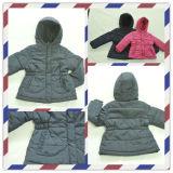 2016명의 남녀 공통 아이들 겨울에 의하여 덧대지는 Hoody 재킷