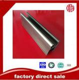 Perfil de aluminio de Champán de la protuberancia