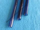 Gris de 10mm tubo de cuarzo colorido de los tubos de cuarzo