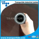En856 4sp Hochdruckhydraulischer Gummischlauch