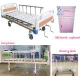 Krankenhaus-Bett-Hersteller, doppeltes reizbares Bett, medizinische Behandlung-Bett