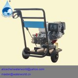 Máquina de alta presión de la limpieza del jet de un agua más limpia del motor diesel