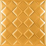кожаный панель стены 3D для домашнего украшения