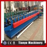 Rolo de grande resistência popular do Downspout que dá forma ao fornecedor da máquina
