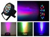 Het goedkope Plastic RGB LEIDENE PARI kan Verlichting opvoeren