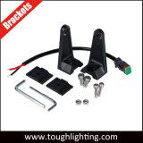 Haute qualité 240W 40 pouces, double rangée off road incurvée des barres de lumière LED 12V