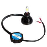 Lmusonu G5 H1 LED Scheinwerfer-Nebel-Lampe mit dem Ventilator, der 9-36V 40W 4000lm Nebel-Licht abkühlt