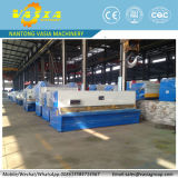 QC12y-8X2500 de Hydraulische Scherende Machine van de Straal van de Schommeling