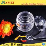 明確なアクリルの瓶(AMF-27)