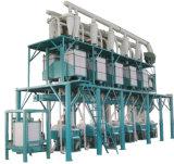 Fábrica de moagem de milho Multifunction do trigo da grão fazendo a planta da máquina