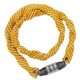 Grosse Rad-Sicherheits-Kombinations-Kabel-Verschlüsse des Vorwahlknopf-Entwurfs-2