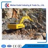 Buena calidad excavador de la correa eslabonada de 8 toneladas