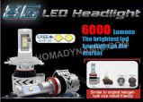 Tutti in un faro del LED con l'indicatore luminoso dell'automobile di RoHS LED G8 del Ce