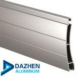 Custom Made Profil en aluminium extrudé de rouleau de porte de l'obturateur d'application de produit