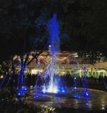 Fontein van het Water van de Muziek van de tuin de Speciale Aangepaste