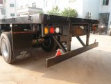 reboque Semi- Flatbed 3axles de 40FT (preto)