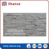 Léger et doux durables mince bande de pierre de marbre gris