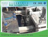 Portello della finestra di PVC/PE/linea di produzione di plastica dell'espulsione profilo di sigillamento