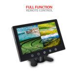 1 años de garantía de 9 pulgadas de copia de seguridad coche Monitor con entrada de video 4