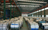 aço galvanizado sem redução do MERGULHO quente de 0.14-0.8*0-1250mm