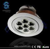 Luce di striscia della luce di soffitto di LE7W LED (SGL-CL-7W-01) D 220V (YH-HRF301210220S-WW)
