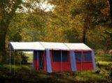 أسرة خيمة مع الخير سوق ([فت5005])