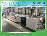 Plástico PVC/PE  Indicador/porta/linha de produção da extrusão perfil da selagem