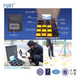Pqwt-Cl900 detección de escape del tubo de la presión de agua de subterráneo de 8 contadores