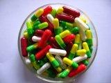 인기 상품에 전통적인 약 추출 캡슐