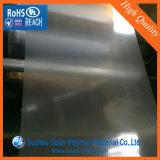 Один выбитый стороной прозрачный лист PVC для печатание