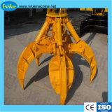 La rotella idraulica di vendita calda/escavatore idraulico del cingolo con martello/legname della rottura pinza di residuo della potatura meccanica/della benna attacca