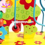 Neues heißestes Baby-Aktivitäts-Spiel-hölzerne besetzte Raupe-Spielwaren für Weihnachtsgeschenke W11b166