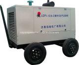 Compressore d'aria guidato diesel portatile della vite