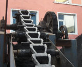 Schlacke-Ausbau-Maschine