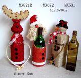 Presente de Natal - Caixa de vinho (MX821 672 531)