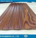 Comitato di parete laminato serie di legno del PVC