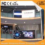 Video visualizzazione di parete completa dell'interno di colore LED P5 per fare pubblicità