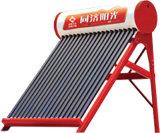 직류 전기를 통한 강철 태양 온수기--태양열 난방 제품
