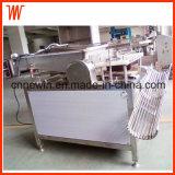 220V/110V専門のステンレス鋼のウズラの卵の皮機械