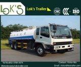 Carro del tanque de agua de Isuzu