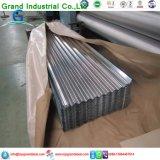 사다리꼴 PPGI/Gi Aluzinc 물결 모양  Galvanized Sheet 금속 지붕 4