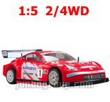 1: 5 RC Toy con 2WD / 4WD Coche RC (RDC-800)