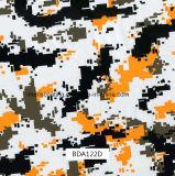 pellicole larghe di stampa di 1m Digitahi Camo Hydrographics, stampa di trasferimento dell'acqua, PVA, pellicole liquide di immagine per i punti esterni e pistole (BDA118D)