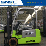 Chariot élévateur électrique de roue de la tonne trois de Snsc 1.8