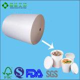 Nahrungsmittelgrad PET überzogenes Papier für Suppe-Cup