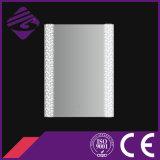 Jnh246 specchio del sensore illuminato indicatore luminoso della stanza da bagno LED con i reticoli di Beauitful