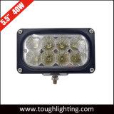E impermeable de marca de 5,5 pulgadas cuadradas de 40W LED CREE las luces de trabajo del tractor